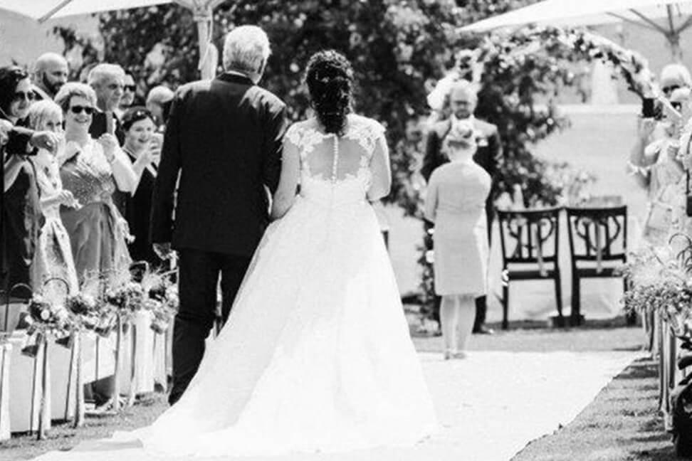 Einzug der Braut